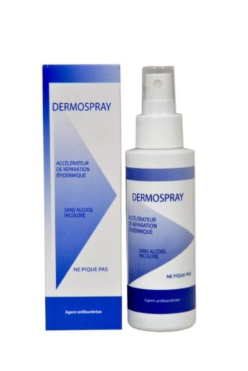 Réparateur antiseptique cutané Dermospray
